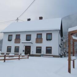 Landhaus Obervellach Winter