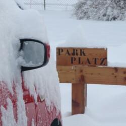 Parkplatz WInter.1